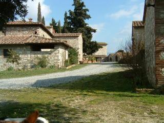 Agriturismo Masseto - Vittoria apartment - Castellina In Chianti vacation rentals