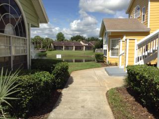 Great Value !  4 Bedroom / 3 Bathroom ground floor condo - Kissimmee vacation rentals
