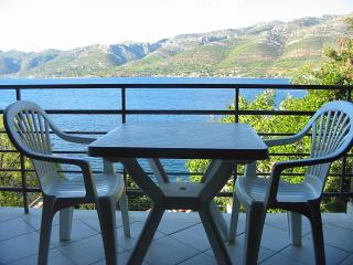 Nice see view apartment  in Medvinjak-Korcula - Korcula vacation rentals