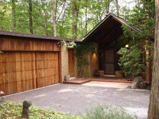 Zen House In the Woods - Southeast Michigan vacation rentals