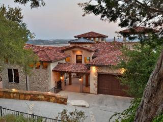 LAKE TRAVIS SPANISH VILLA /INCREDIBLE LAKE VIEWS/S - Austin vacation rentals