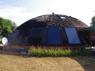 Le Dôme, Eco-friendly villa, Saint Cézaire sur Siagne - Saint-Cezaire-sur-Siagne vacation rentals