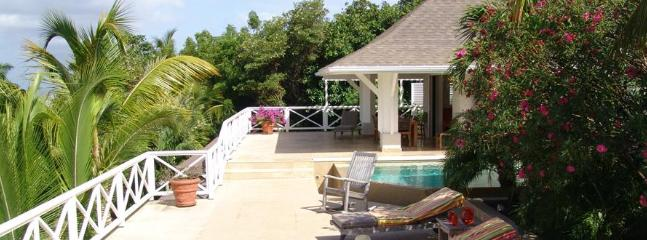 Cricket at Saint Jean, St. Barth - Very Private, Great Location, Pool - Image 1 - Saint Jean - rentals