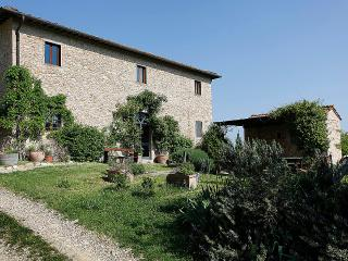 Beautiful Tuscan country house with pool, Chianti - Chianti vacation rentals