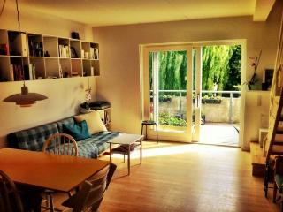 Family-friendly Copenhagen apartment with large balcony - Copenhagen vacation rentals