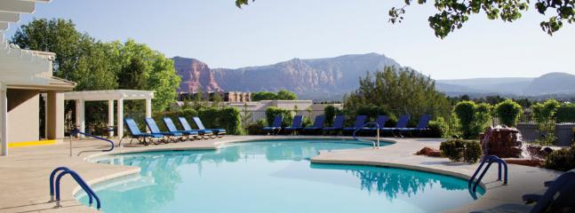 Heated Pools Open Year Round - 2 BR Condo(Sleeps 8)-Ridge on Sedona Golf Resort - Sedona - rentals