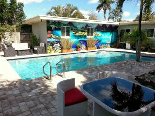 Luxury 1BR w/Pool in Heart of Lauderdale - Fort Lauderdale vacation rentals
