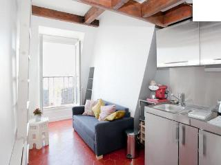 Charming & fully renovated studio with balcony in quartier latin - Paris vacation rentals