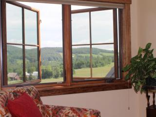 Savage Hart Farm's Two Bedroom Apartment - White River Junction vacation rentals