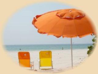 Your backyard - Beach House on the Sands of St. Pete Beach - Saint Pete Beach - rentals