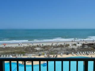 Oceanfront 1BR @ MB Resort! Pools/gym/WiFi - A407 - Myrtle Beach vacation rentals