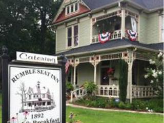 Rumble Seat Inn and Catering Bed & Breakfast - Locust Grove vacation rentals