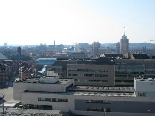 new and modern appartment with great view - Leuven vacation rentals