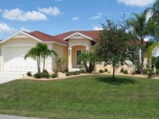 Rosejay Villa overlooking a Lake & Golf Course - Rotonda West vacation rentals