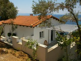 Fresh and light villa with amazing sea views - Kanapitsa vacation rentals