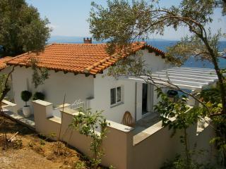 Fresh and light villa with amazing sea views - Kanapitsa vacation rentals