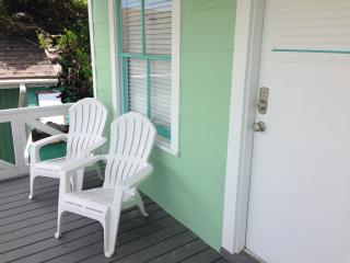 Garage Apartment, East End 600' from the water - Galveston vacation rentals