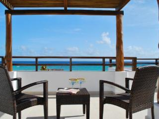 Beach Front Penthouse, Ocean Views, Total Luxury - Playa del Carmen vacation rentals