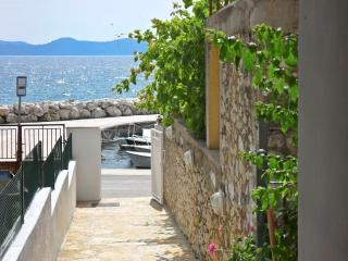 APARTMENT MARKO in a quiet position,acros the sea - Zadar vacation rentals