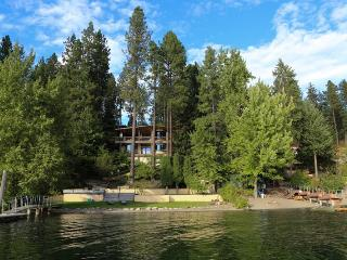 Spacious 6 bedroom House in Coeur d'Alene with Deck - Coeur d'Alene vacation rentals
