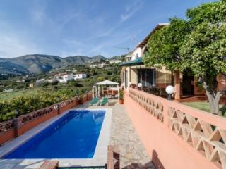 VILLA WITH PRIVATE POOL, SEA VIEW AND MOUNTAIN - Almunecar vacation rentals