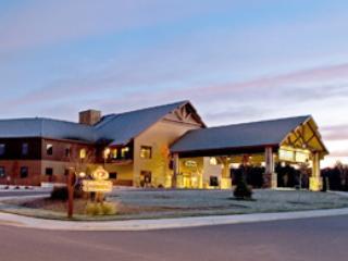 Main Entrance - Wyndham Vacation Rental - Glacier Canyon WI Dells - Baraboo - rentals