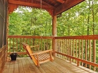 2 bedroom Cabin with DVD Player in Gatlinburg - Gatlinburg vacation rentals
