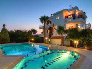 Villa Elena - Family-friendly, Private Villa with Swimming Pool near Rethymno - Prinos vacation rentals