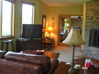 3 bedroom House with Deck in Stowe - Stowe vacation rentals
