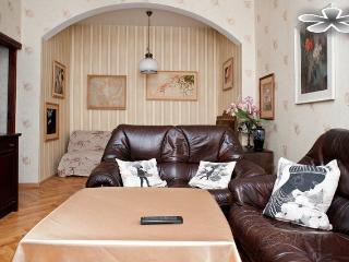The 1-roomed apartment in the center of Minsk overlooking Pobedy Square - Minsk vacation rentals