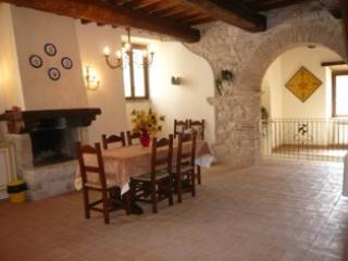 Ancient tower - sleeps 8 - Massa Martana vacation rentals