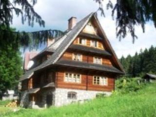 ZAKOPANE 5-6 Rooms for Rent in WILLA POD SMREKAMI - Zakopane vacation rentals