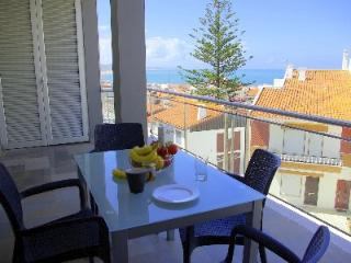 426730 - 2 bedroom apartment - Sun terrace and pool, with great sea views - Sleeps 4 - Nazare - Marinha Grande vacation rentals
