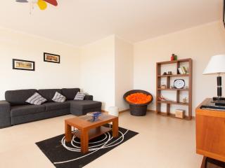 446682 - Modern spacious apartment with Pool and Satelite TV - Sleeps 6 - Sao Martinho do Porto - Alcobaca vacation rentals