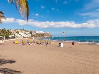 Beach front Apart. Las Burras Aquarius 01 - San Agustin vacation rentals