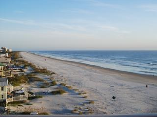 Beachfront Condo, beautiful views, walk to shops - New Smyrna Beach vacation rentals