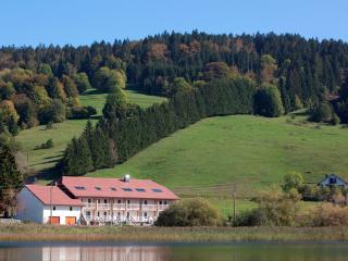 5* 18th-c. Farm overlooking Lake Abbaye, Jura - Jura vacation rentals