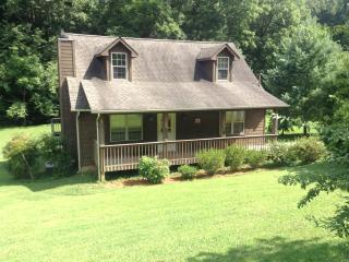Come home to Rooster Creek Cabin in the Smokies! - Townsend vacation rentals