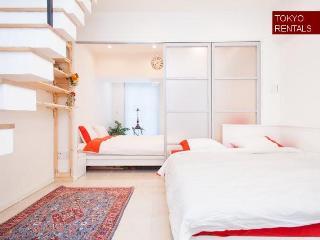 4. Beautiful & Modern Duplex Apartment - Tokyo vacation rentals