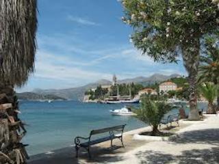 Holiday flat Jadranka on Lopud island - Dubrovnik vacation rentals