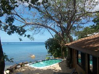 Ocean & Beach Front West Bay Beach 1 Bedroom Seahorse Villa - Roatan vacation rentals