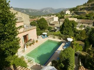 Maison Rose Apartment 2 (1 Bed) with Pool & WiFi - Cipieres vacation rentals