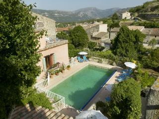 Maison Rose Apartment 1 (2 Bed) with Pool & WiFi - Cipieres vacation rentals