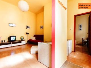 Art Apartment next to Vaci Utca & Danube free wifi - Budapest & Central Danube Region vacation rentals