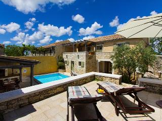 Careffuly restored old Istrian villa with private pool and sauna - Prkacini vacation rentals