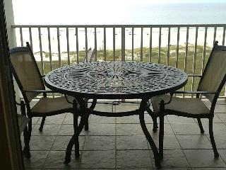 Lovely Gulf Front Condo - Alabama Gulf Coast vacation rentals