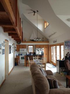 Cozy Cottage with Deck and Internet Access - Romulus vacation rentals