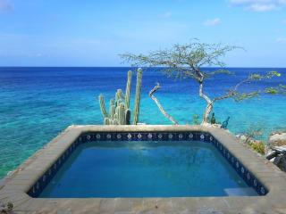 Cas Cielo-Most unique seaside cottage on Curacao! - Willibrordus vacation rentals