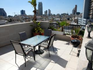 Bar Kochba Rooftop Tel Aviv Apartment - 2 Bedroom - Tel Aviv vacation rentals