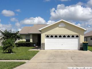 Indian Point-(4521OB) 3BR 2BA Villa w/ private pool, Games Room,  close DISNEY - Kissimmee vacation rentals